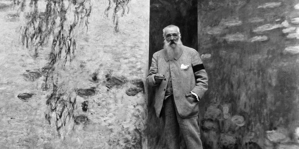 Claude-Monet-Photography-of-the-artist-Photo-Credits-Kids-Encyclopedia